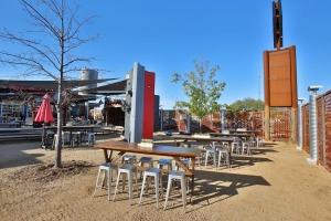 Outdoor Venue in Dallas, Texas