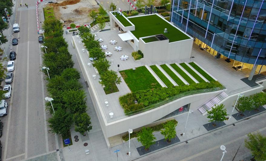 terrace event venue