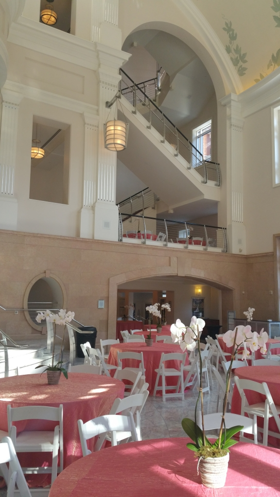 bass hall grand lobby