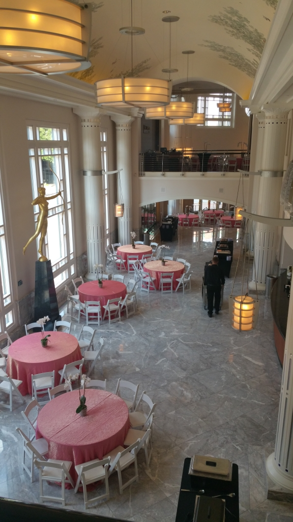 bass hall catered reception