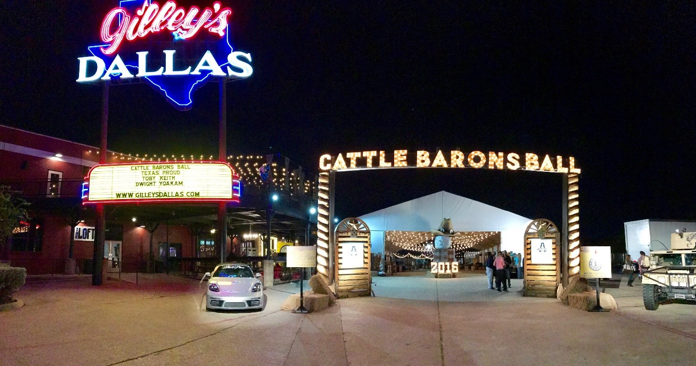 Dallas Events: Cattle Baron's Ball 2018 | The After Party