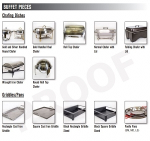 Buffet Pieces Catering Equipment Gallery Buffet