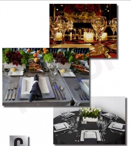 China Flatware Gallery Event Equipment by G Texas