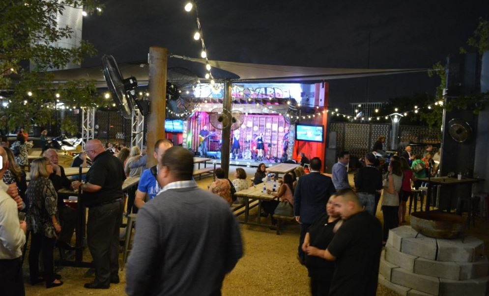 THE BONEYARD, Event venue in Dallas