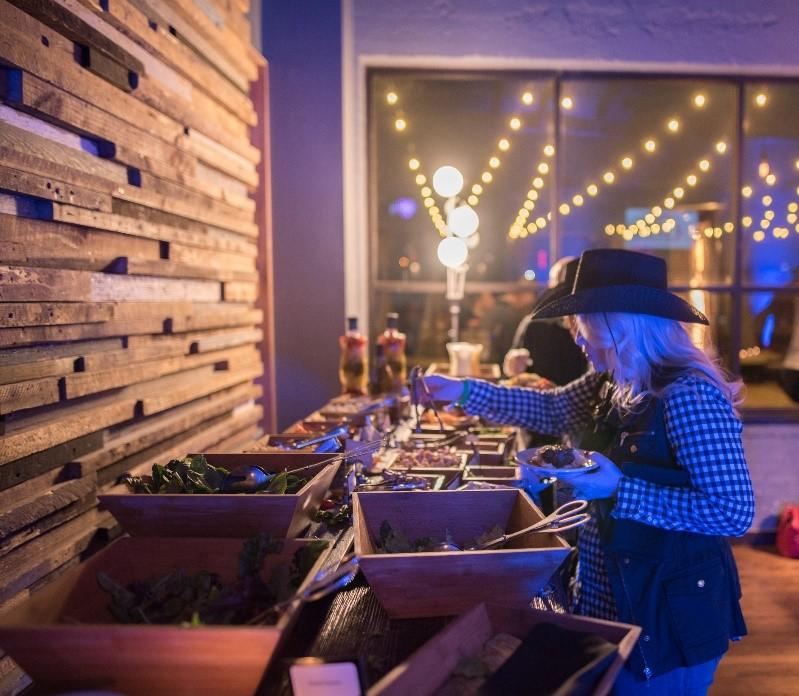 Wedding Reception Buffet Style: Wedding Catering: Which Reception Style Is Best For Your