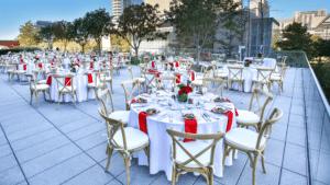 The Artisan Rooftop Terrace Event Venue