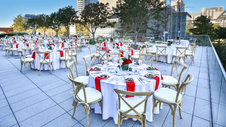 The Artisan Rooftop Terrace Event Venue